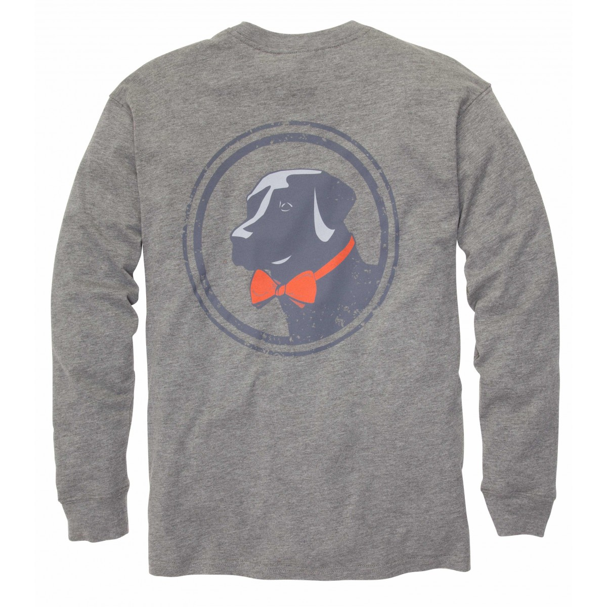 Original Tee - Grey Long Sleeve